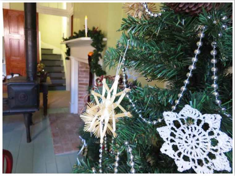 Dubuque Christmas Events Mathias Ham House