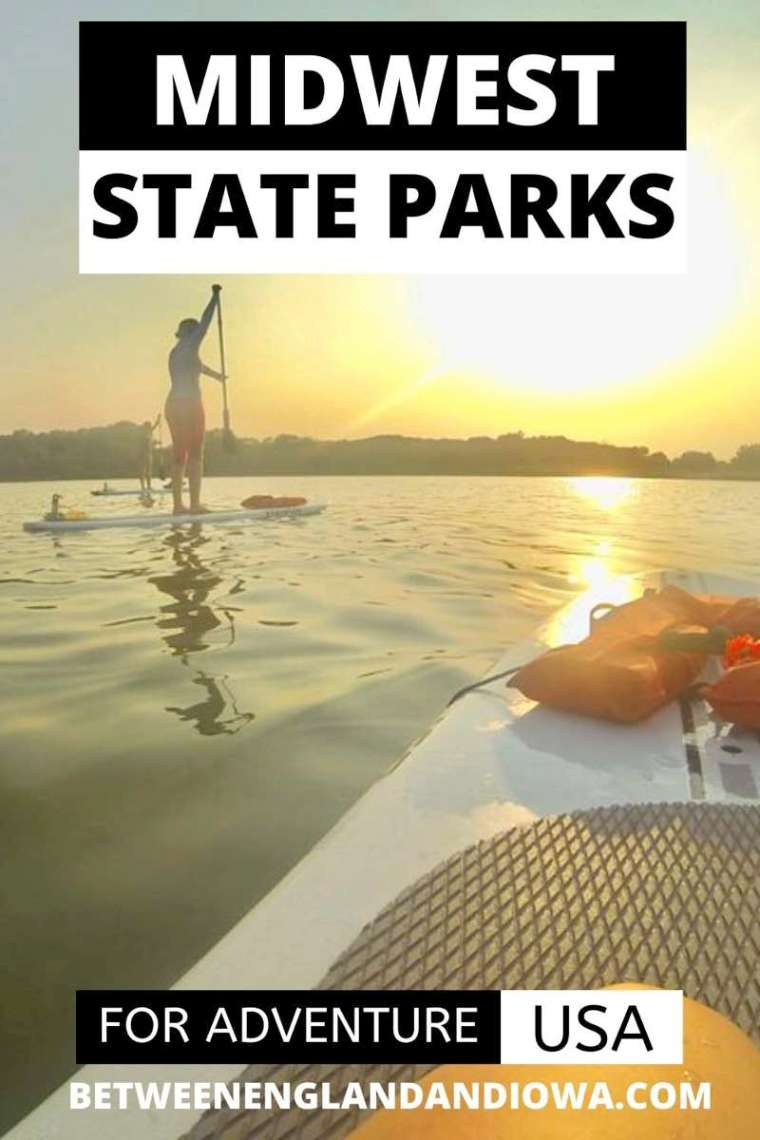 The Best Midwest State Parks For Adventure