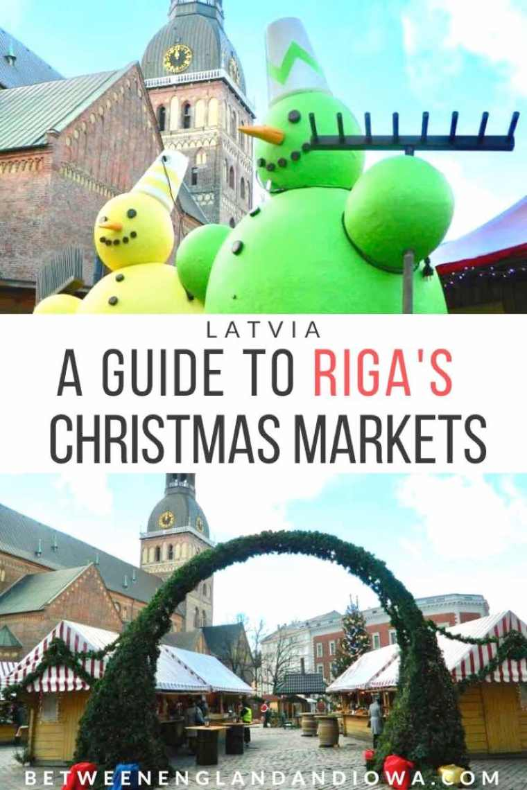 A Guide to Riga's Christmas Markets in Latvia