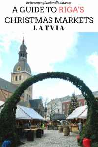 A guide to Riga's Christmas Markets Latvia