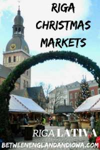 A guide to visiting the Riga Christmas Markets in Latvia!