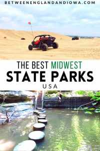 Best Midwest State Parks USA