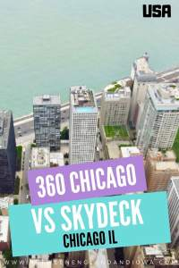 360 Chicago vs Skydeck