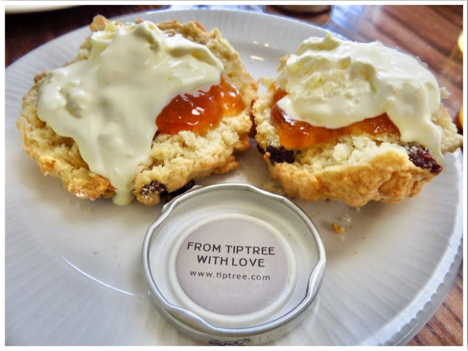 Afternoon Tea Tiptree Jam