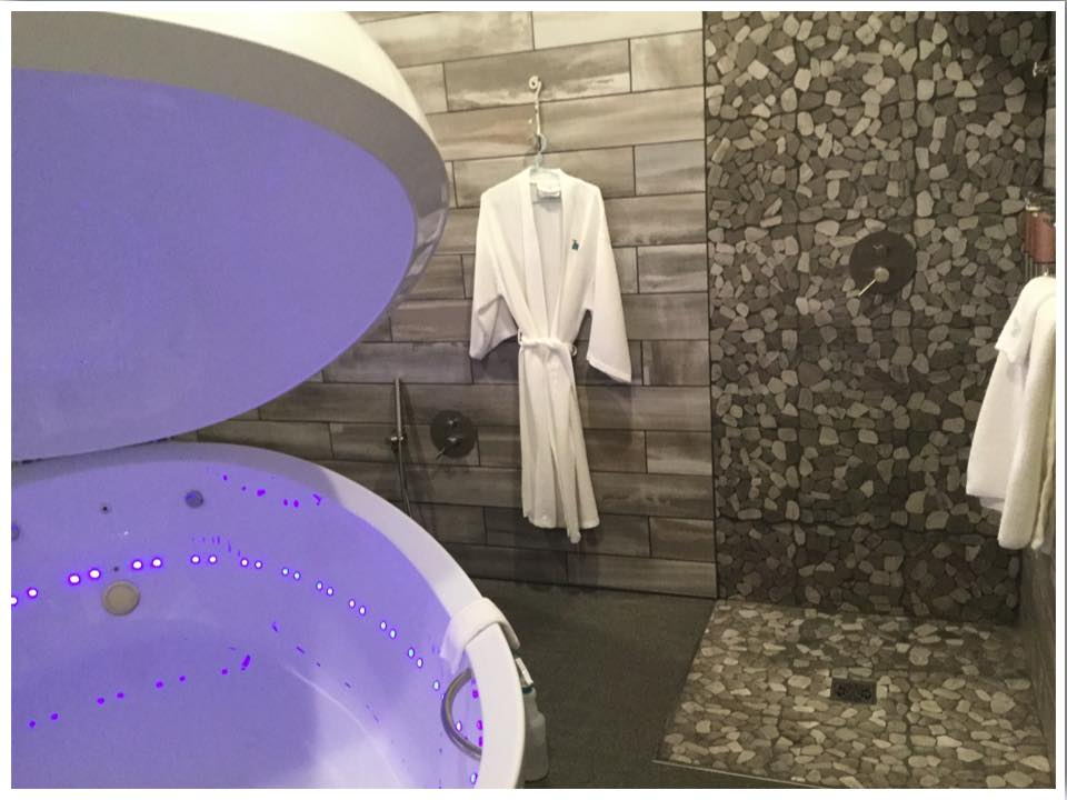 Floatation Therapy Tank