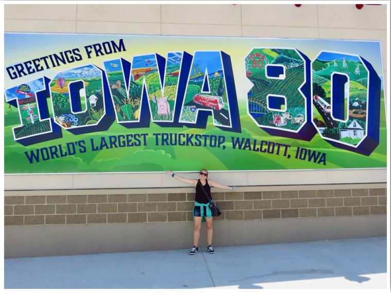 Iowa Facts - Iowa 80 Truckstop