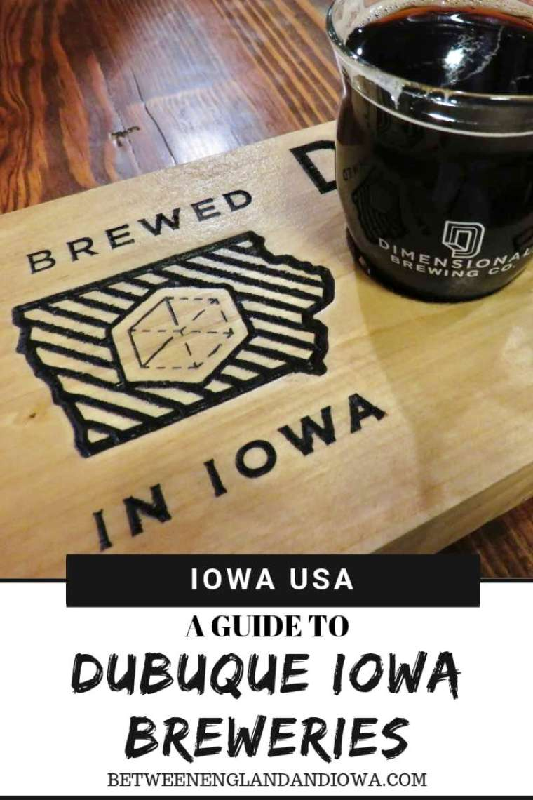 A craft beer guide to Dubuque Iowa Breweries