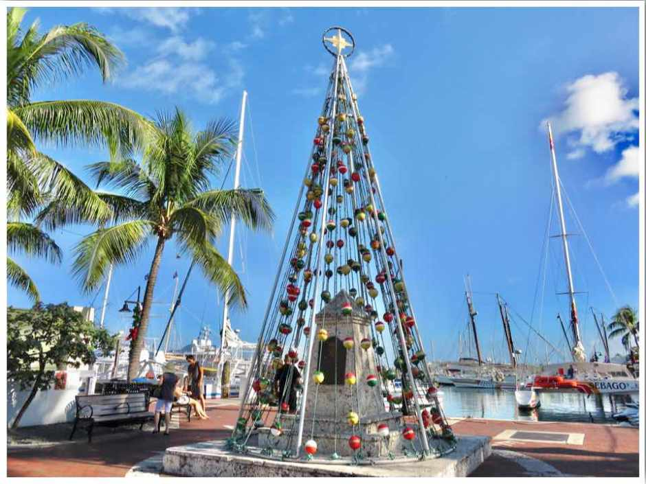 Key West in December