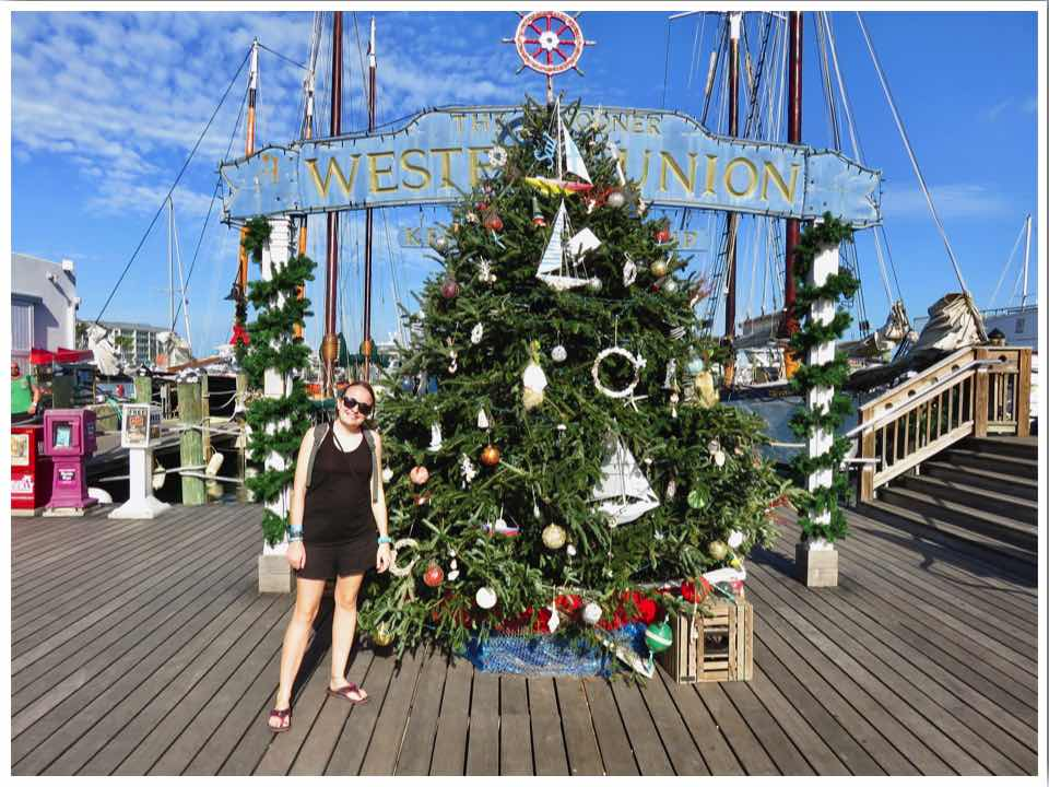 Key West at Christmas