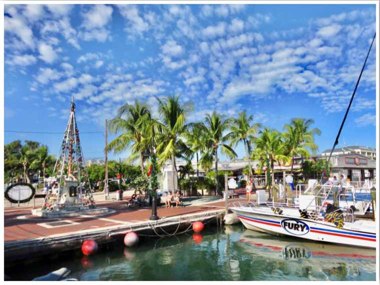 Key West Harbor Florida