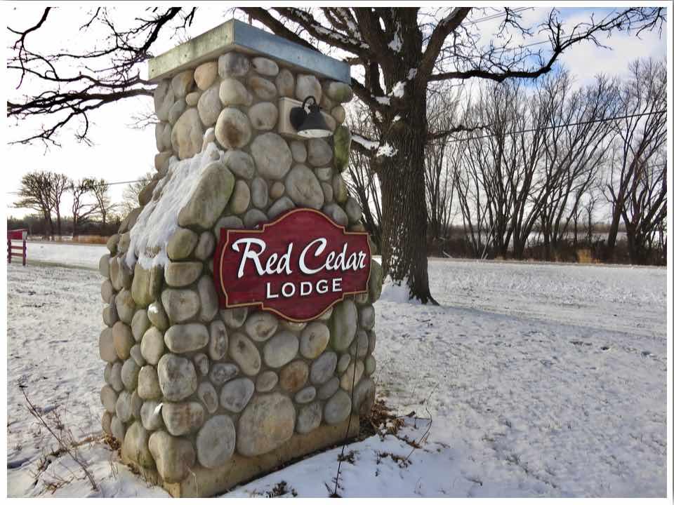 Red Cedar Lodge Cabin Rentals in Iowa