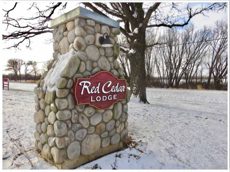Red Cedar Lodge Cabin Rentals in Iowa