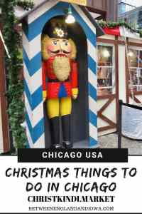 Looking for Christmas things to do in Chicago USA? How about visiting the Chicago Christkindlmarket? A German style Christmas market right in the heart of Downtown Chicago!
