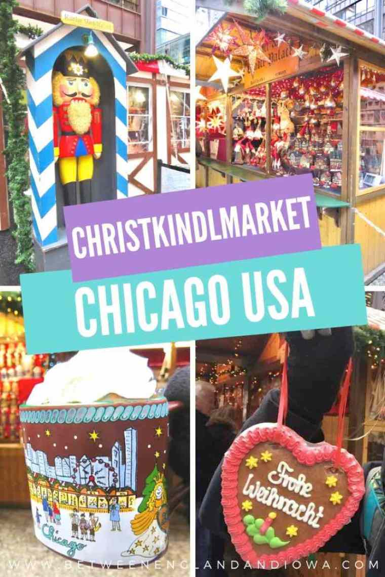 Christkindlmarket Chicago Christmas Markets