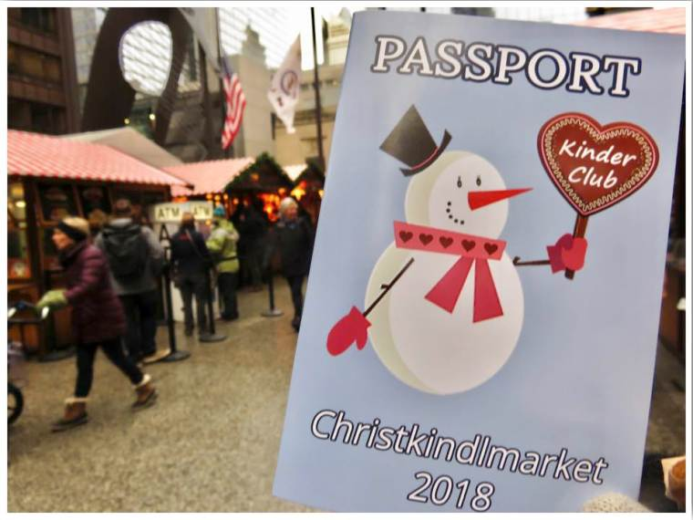 Christkindlmarket Passport Chicago