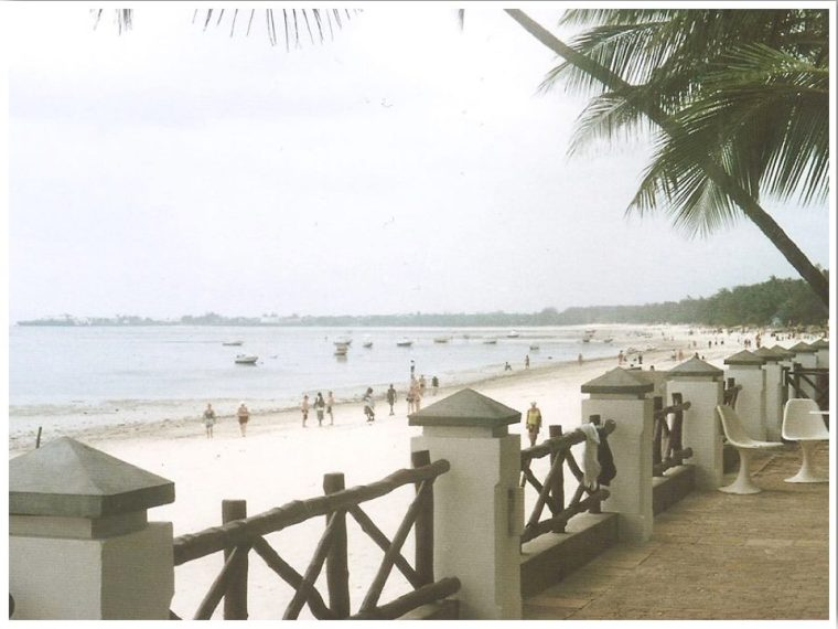 Places to go in Mombasa Kenya Beach