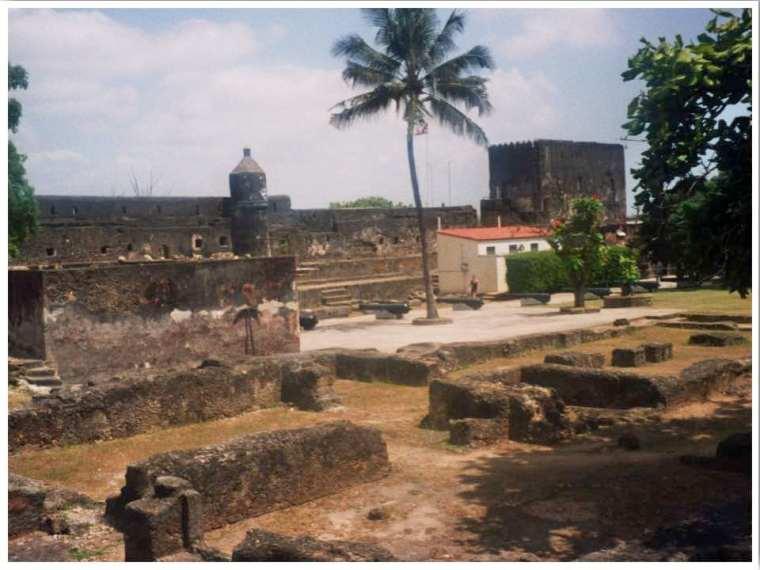 Mombasa Kenya Fort Jesus