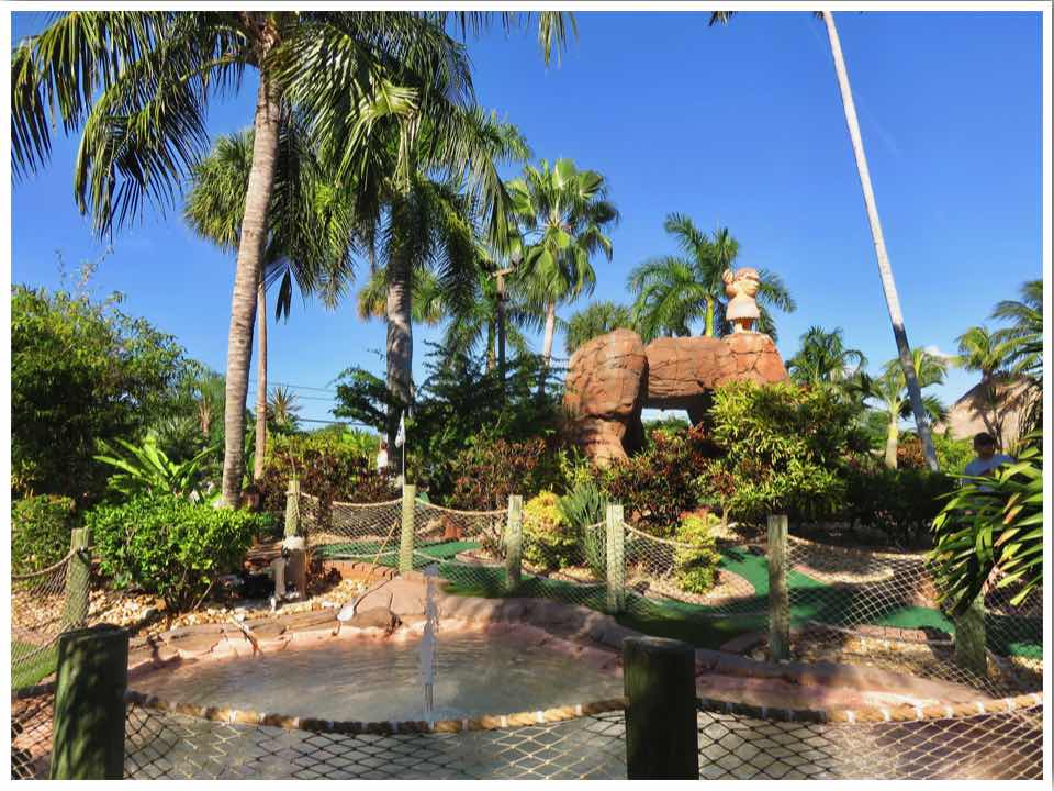 Boondocks Ramrod Key Mini Golf Florida Keys