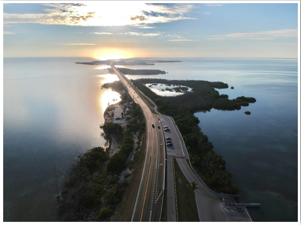 Overseas Highway Little Duck Key Florida
