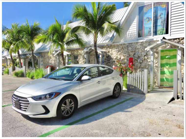 Miami to Key West Rental Car