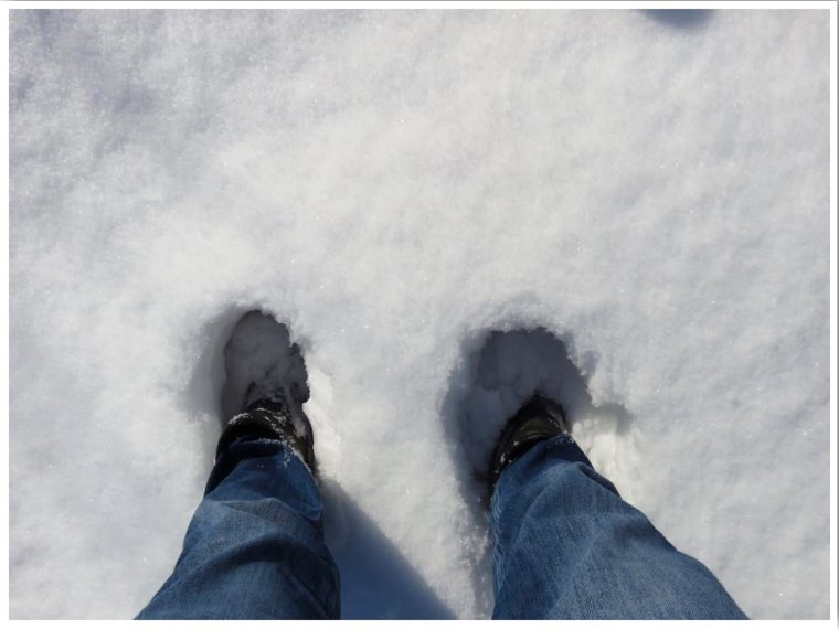 Iowa snow Jan 2019