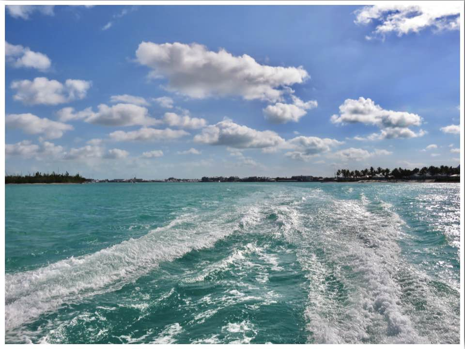 Snorkelling boat trip Key West Florida
