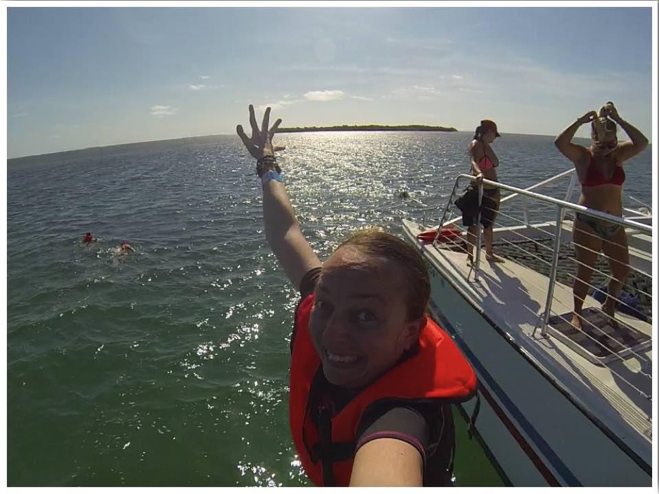 Snorkelling Key West Go Pro