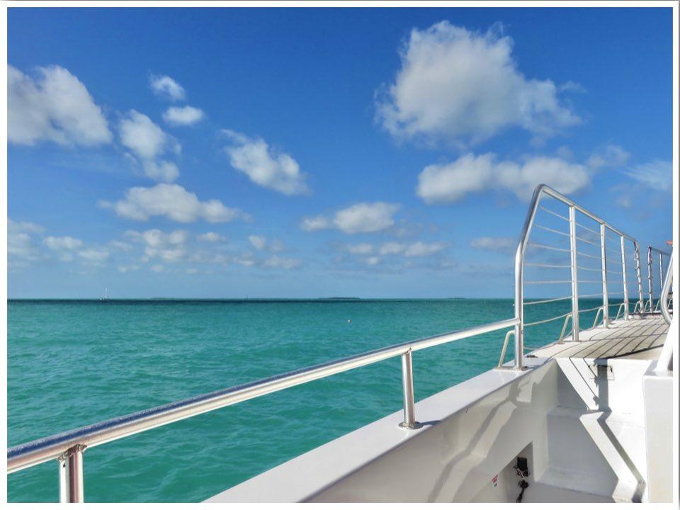 Florida Keys Key West boat trip