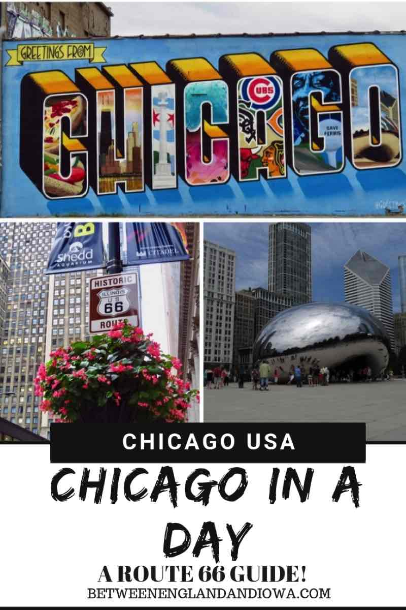 Route 66 Chicago USA: Chicago in a day.  A guide to the start of Route 66!