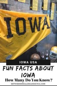 Fun Facts About Iowa USA