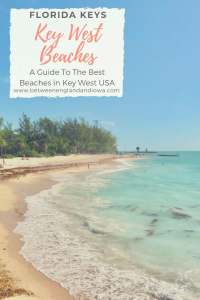 Key West Beaches. A guide to some of the best beaches in Key West Florida USA, including visiting Fort Zachary Taylor! Florida Keys beaches