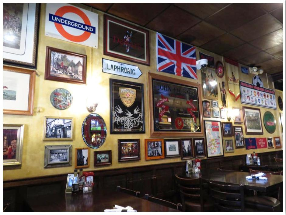 The Royal Mile Des Moines Restaurants