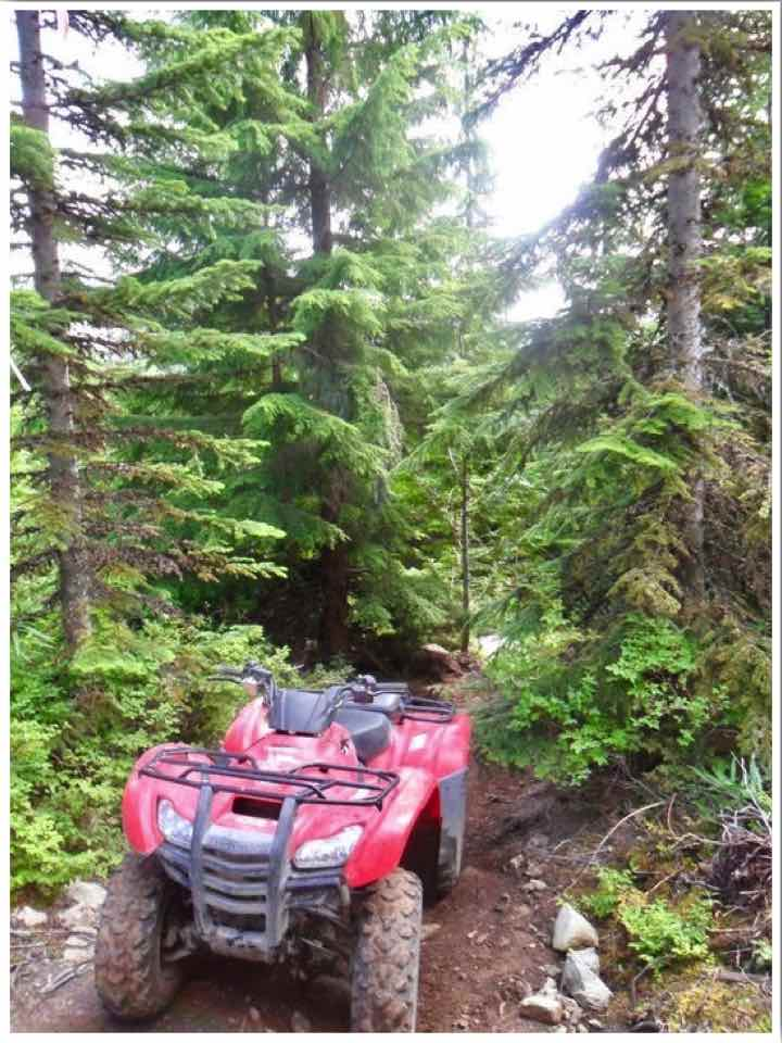 Whistler Summer Activities ATV Tour