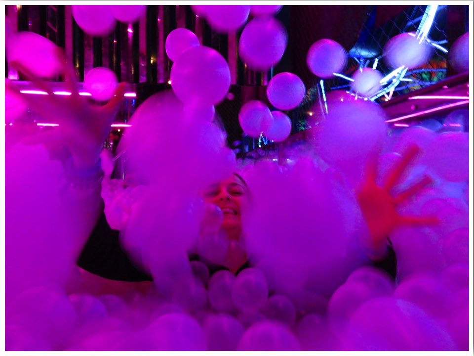 Ball Pit Bar London Instagram