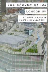 The Garden at 120 London