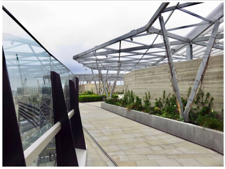 The Garden at 120 Fenchurch