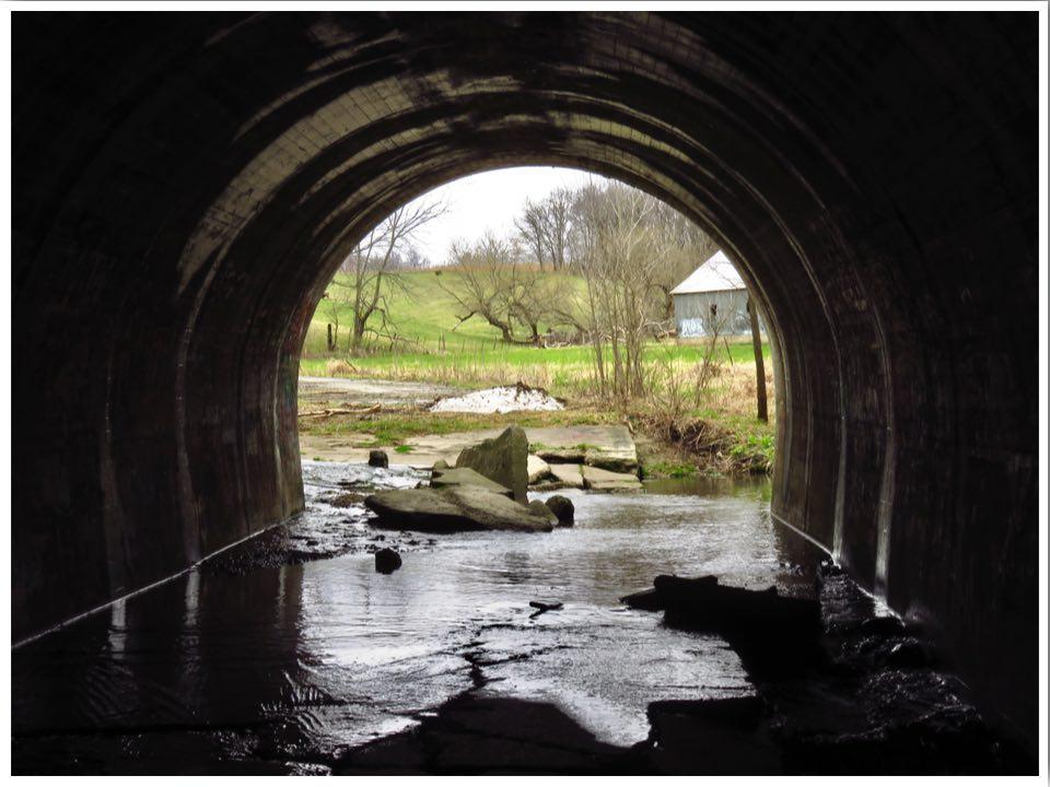 Highway 20 Iowa Peosta Satan's Tunnel