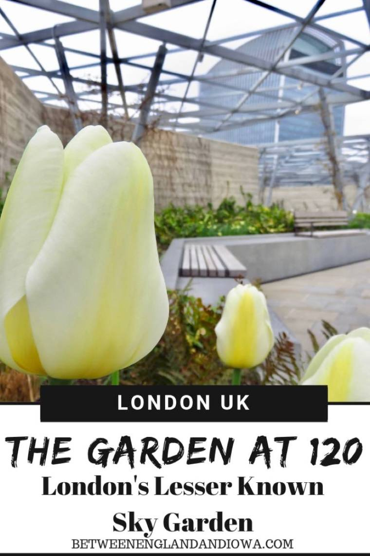 The Garden at 120 rooftop garden London