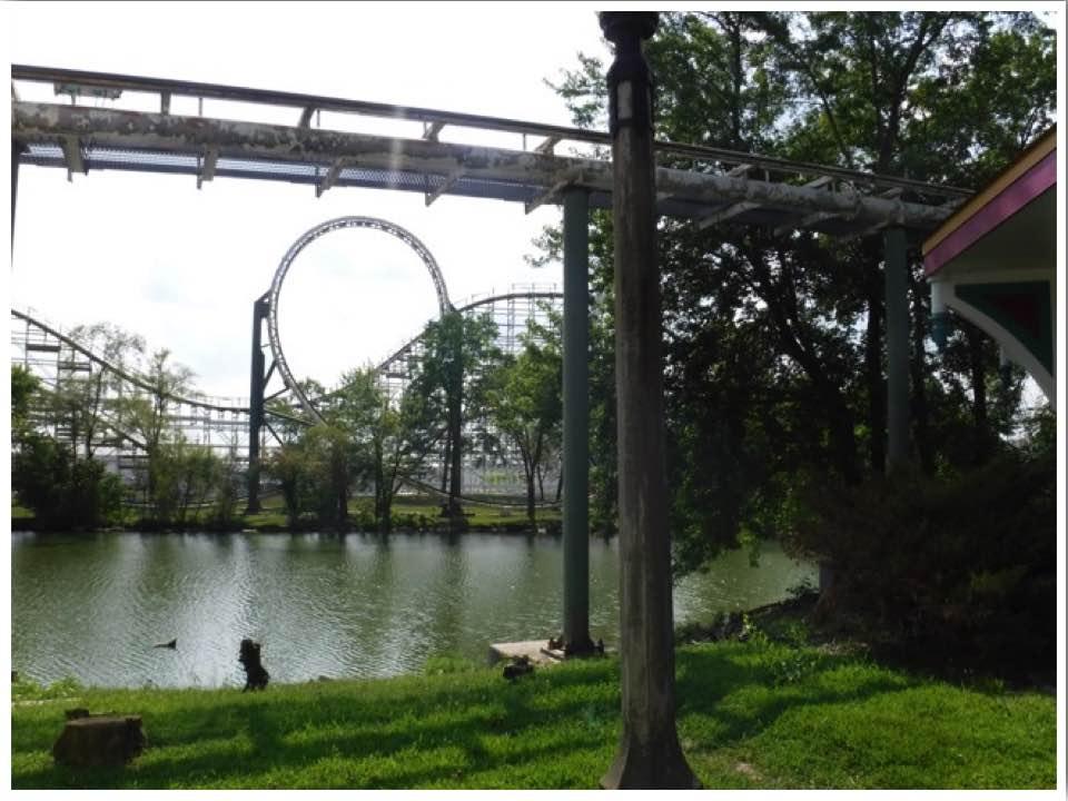 Adventureland Theme Park Iowa