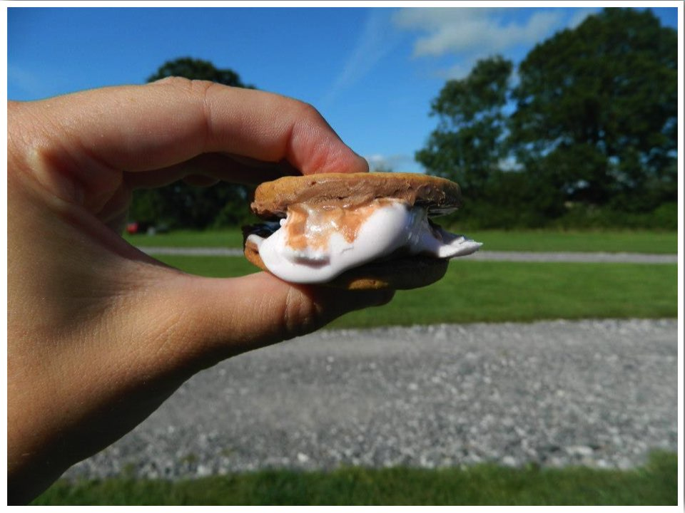 UK version of a S'more