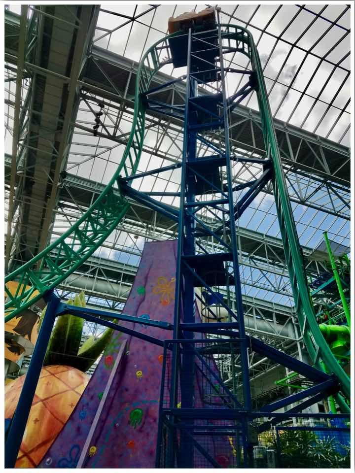 Nickelodeon Universe Mall of America Minnesota
