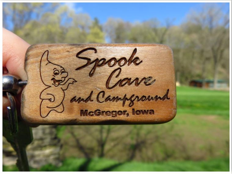 Spook Cave and Campground Iowa