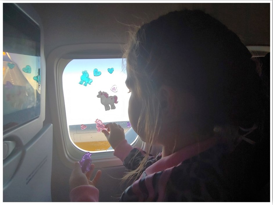 Travelling Alone With Children on Flights