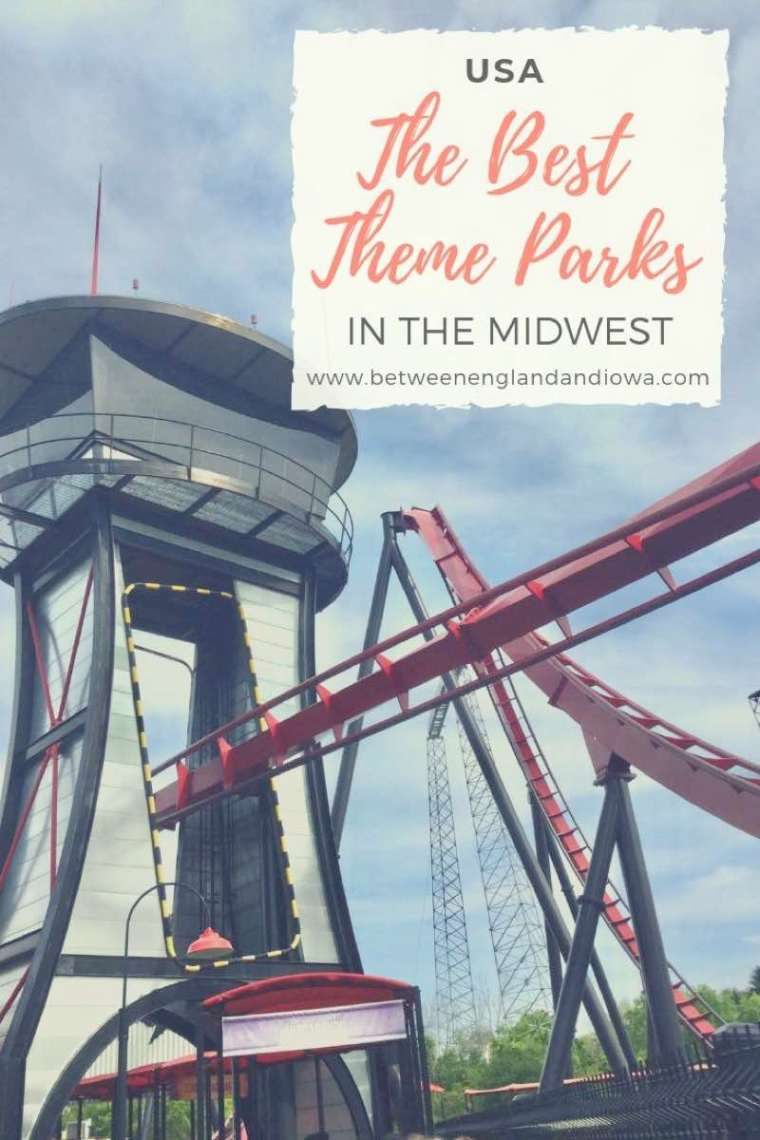 The best amusement parks in the Midwest USA