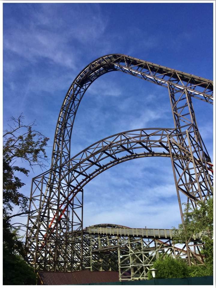 Midwest Amusement Parks Six Flags Illinois