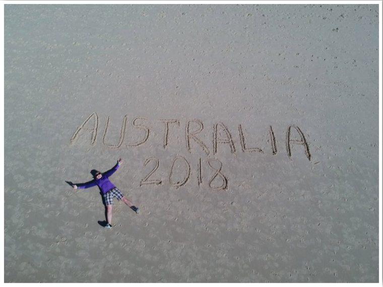 Surfer's Paradise Beach Australia