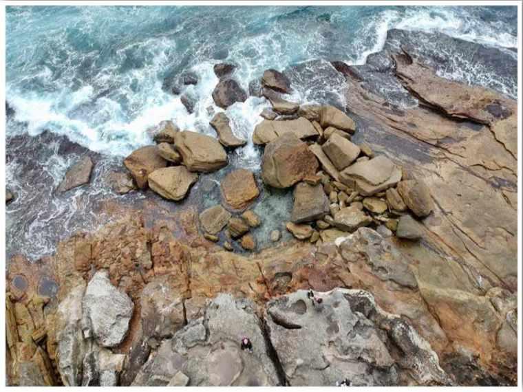 Sydney Bondi to Coogee Beach Coastal Walk Australia