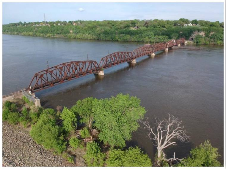 Spark Mississippi River