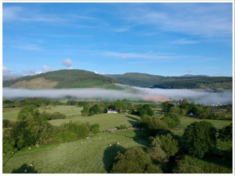 Penmachno Wales UK