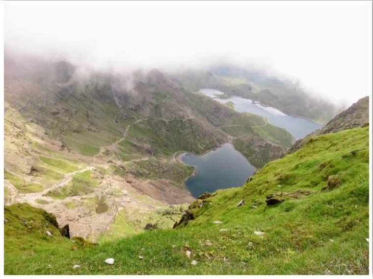 Snowdon Hike